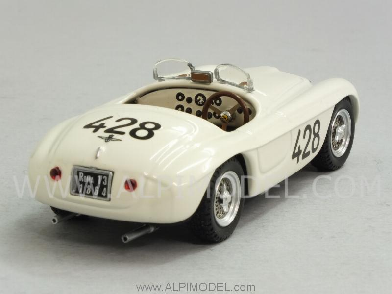 Ferrari 166 MM SP #428 Targa Florio 1950 Musso - Gaboardi - art-model