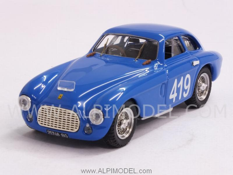 Ferrari 166 MM Coupe #419 Targa Florio 1953 Musitelli - Musitelli by art-model