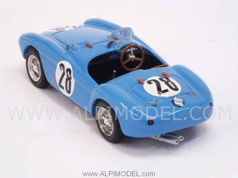 Ferrari 500 Mondial #28 12h Reims 1954 Picard - Pozzi - art-model