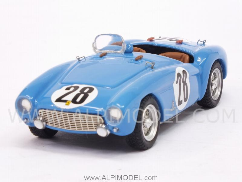 Ferrari 500 Mondial #28 12h Reims 1954 Picard - Pozzi by art-model