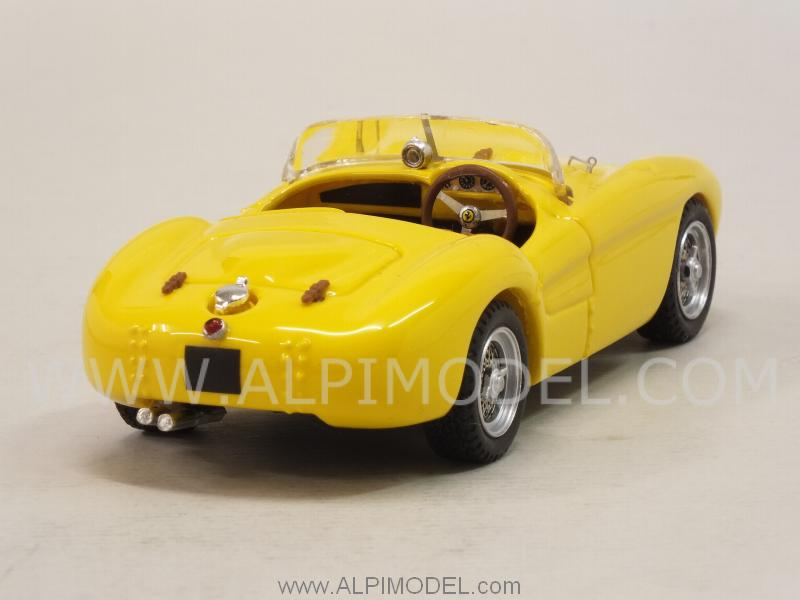 Ferrari 500 Mondial 1954  Prova (Yellow) - art-model