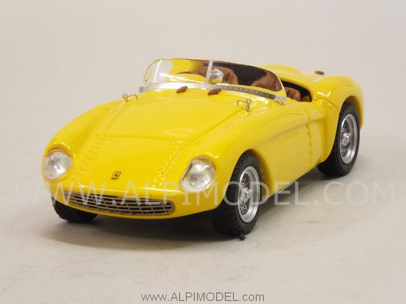 Ferrari 500 Mondial 1954  Prova (Yellow) by art-model