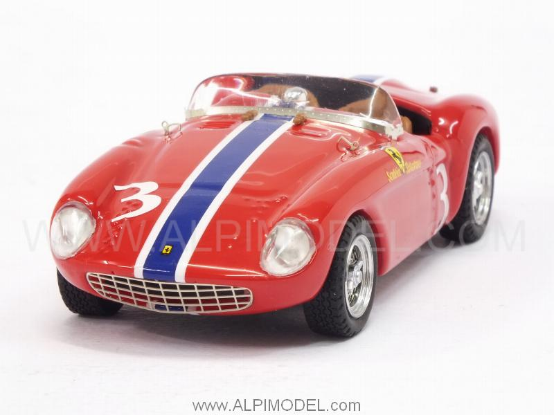 Ferrari 500 Mondial #3 Palm Springs 1955 Bruce Kessler by art-model