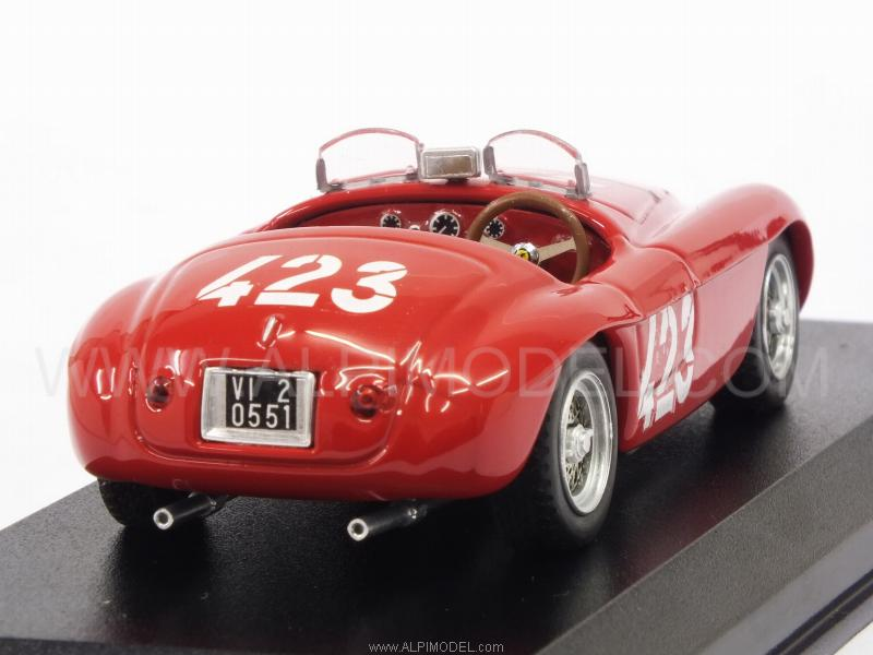 Ferrari 166 MM Barchetta #423 Winner Giro Sicilia 1952 Marzotto - Marini - art-model