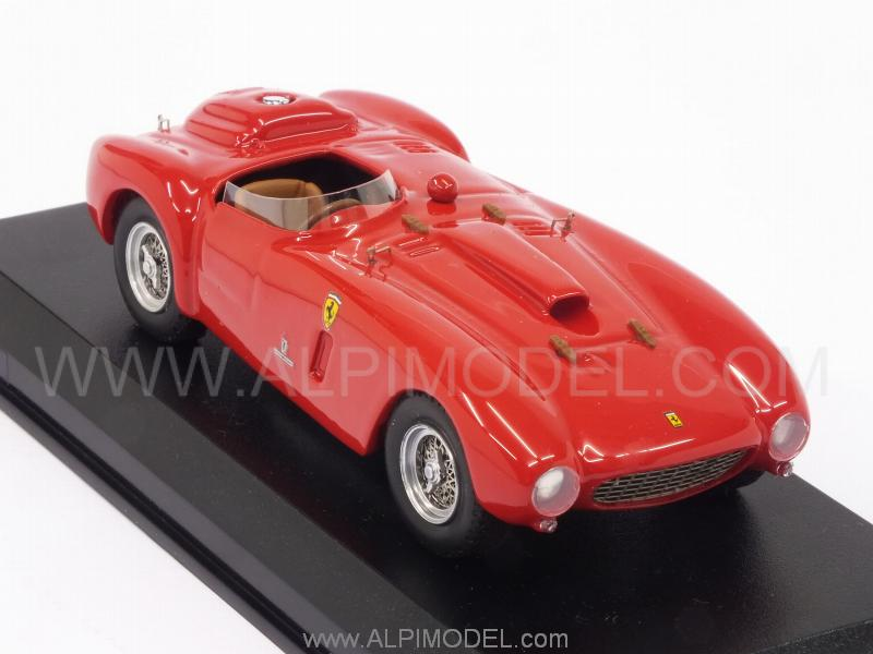 Ferrari 375 Plus Prova 1954 (Red) - art-model