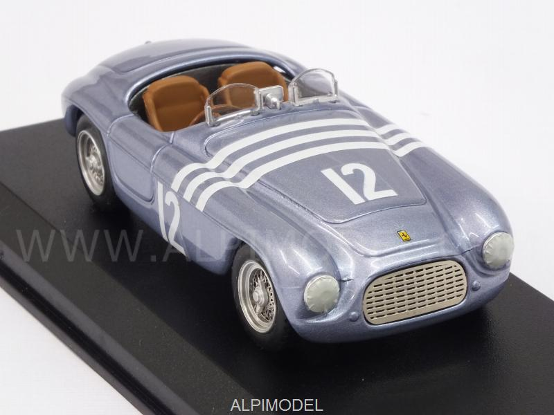 Ferrari 166 MM Barchetta #12 GP Svezia (Helsinki) 1952 V. Stener - art-model