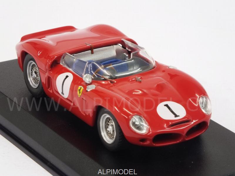 Ferrari 330P le mans 1964 Rodriguez-Hudson 148  1//43 Art Model Made in Italy