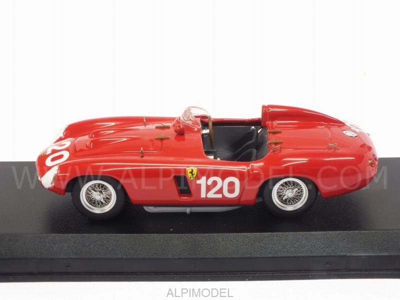 Ferrari 750 Monza #120 Targa Florio 1955 Maglioli - Sighinolfi - art-model