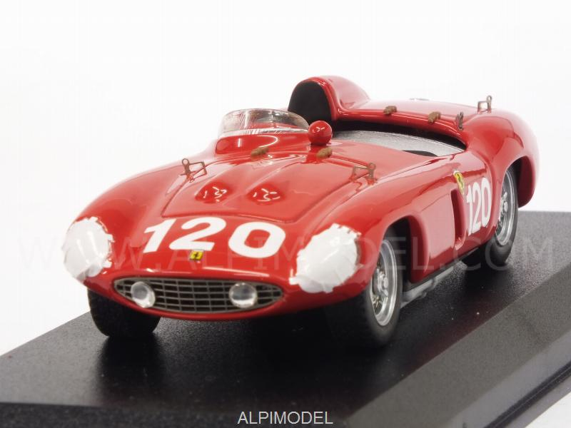 Ferrari 750 Monza #120 Targa Florio 1955 Maglioli - Sighinolfi by art-model
