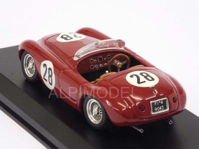 Ferrari 166 MM Barchetta #28 Portugal Grand Prix 1952 C.Biondetti - art-model