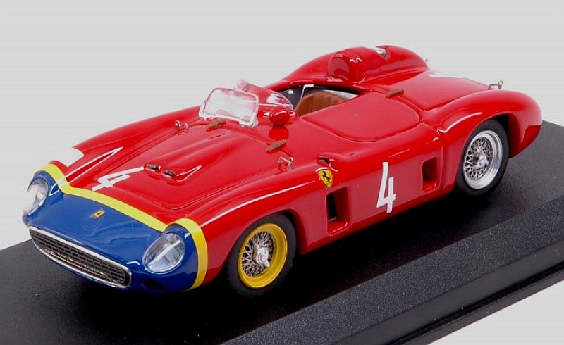 Ferrari 860 Monza #4 1000 Km Nurburgring 1956 Hill - De Portago by art-model