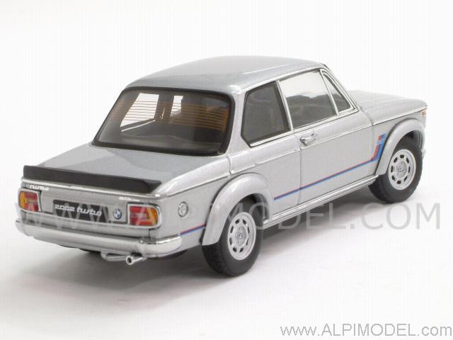 Auto Art 50501 Bmw 2002 Turbo 1973 Silver 143