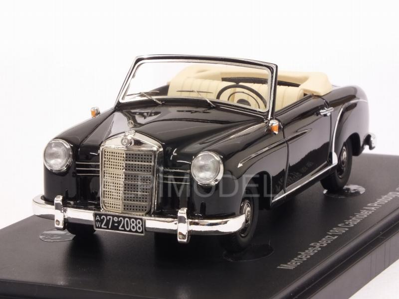 Mercedes 180 Cabriolet A Prototype 1953 (Black) by avenue-43