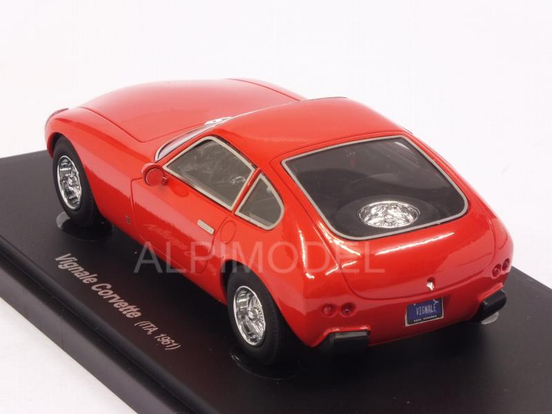 Chevrolet Corvette Vignale 1961 (Red) - avenue-43