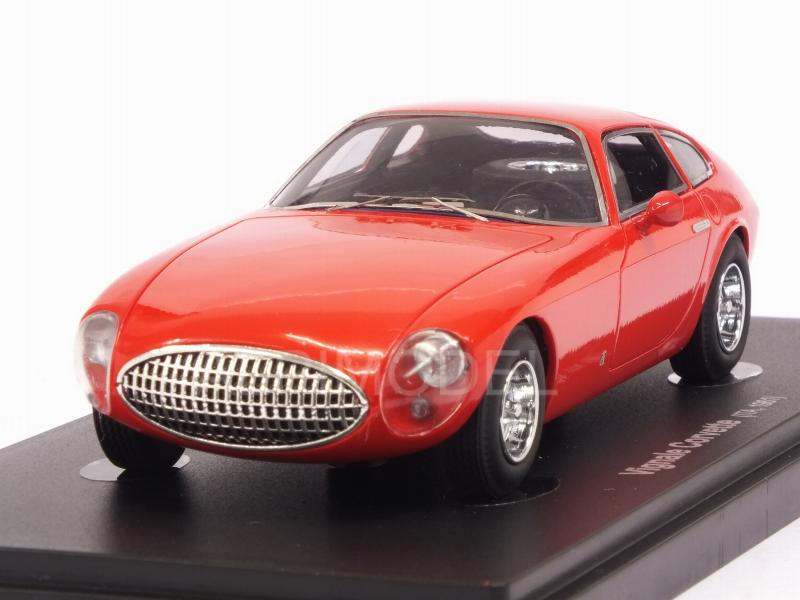 Chevrolet Corvette Vignale 1961 (Red) by avenue-43
