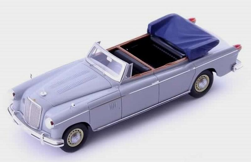 Maybach SW 38/42 Ponton-Convertible 1950 (Grey) by avenue-43