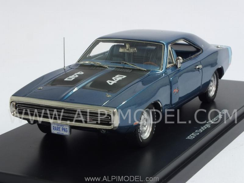 Dodge Charger R/T 1970 (Blue Metallic) by auto-world