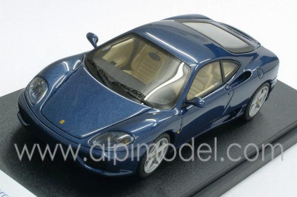 Bbr Bbr131c Ferrari 360 Modena 1999 Met Blue 1 43