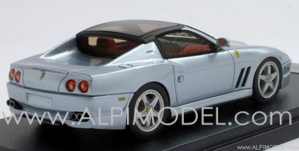 Bbr Ferrari 575 SuperAmerica 2004 Closed Roof Grigio