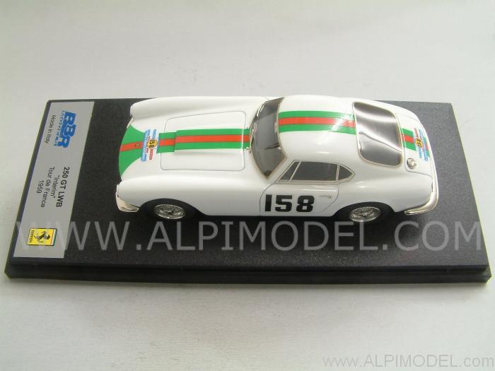 Bbr Ferrari 250 Gt Lwb Interim 158 Tour De France 1959