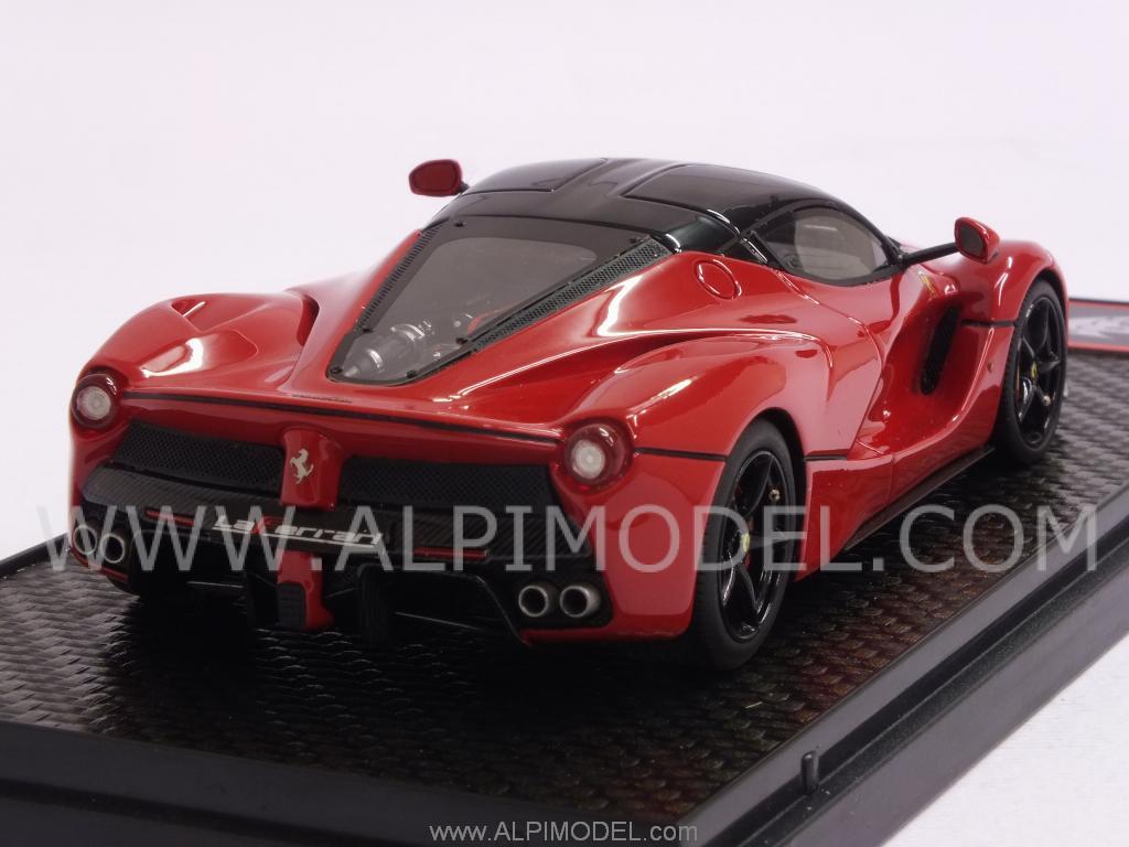 bbr Ferrari LaFerrari Special Edition (Red/Black Roof) (1 ...