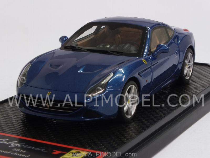 Ferrari California T 2014 closed (Metallic Blue) by bbr