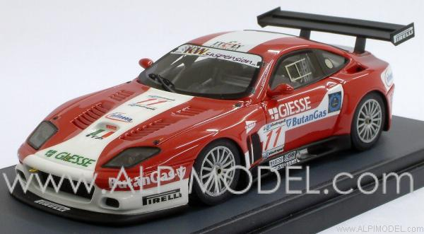 Bbr Pjm331 Ferrari 575 Gtc Gpc Group Monza 2004 Peter Babini 143