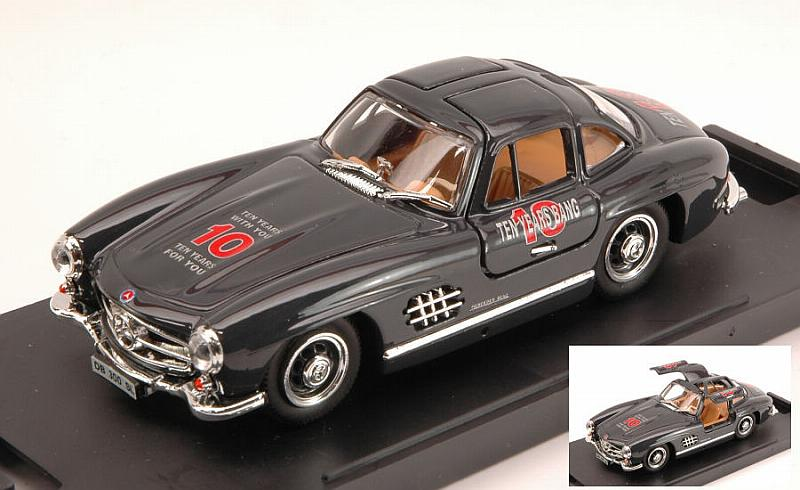 Mercedes 300 SLTen Years Bang Limited edition by bang