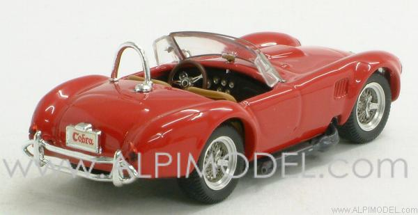 AC Cobra Special street (red) - bang