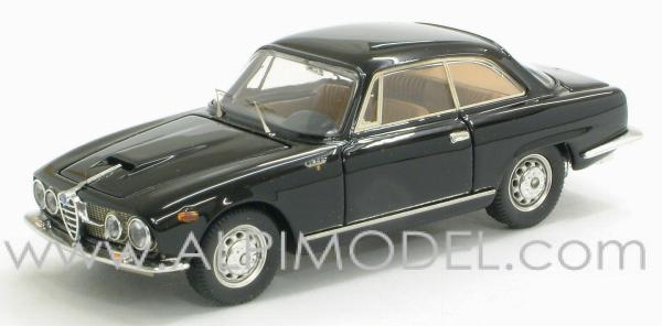 Alfa Romeo 2600 Sprint street 1962 (black) by bang