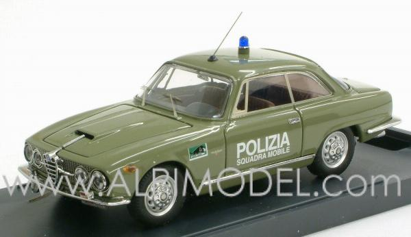 Alfa Romeo 2600 Sprint  Polizia Squadra Mobile by bang