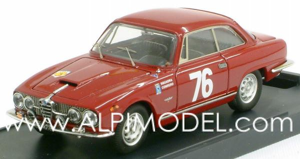 Alfa Romeo 2600 Sprint Tour De France 1963 Vidilles - Thepenier by bang