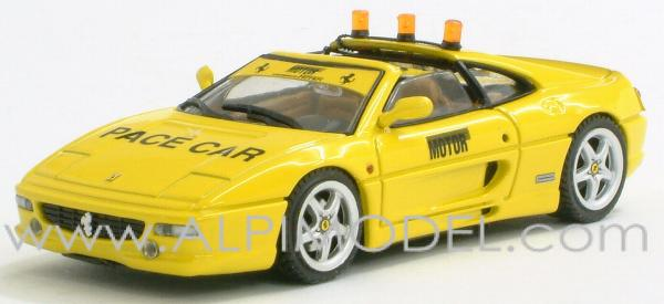Ferrari F355 GTS Pace Car Misano 1996 by bang