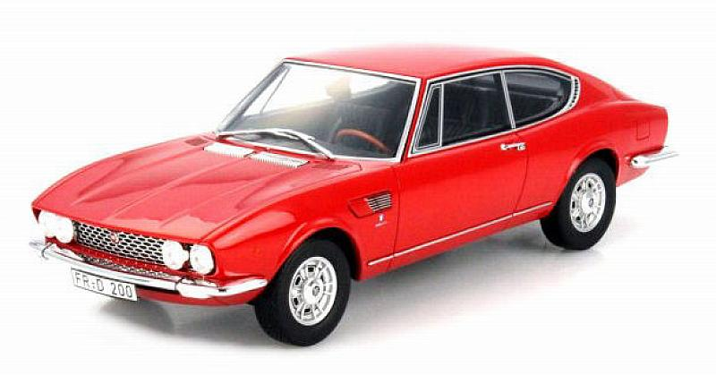 Fiat Dino Coupe (Red) by best-of-show