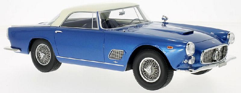 Maserati 3500 GT Touring (Blue Metallic) by best-of-show