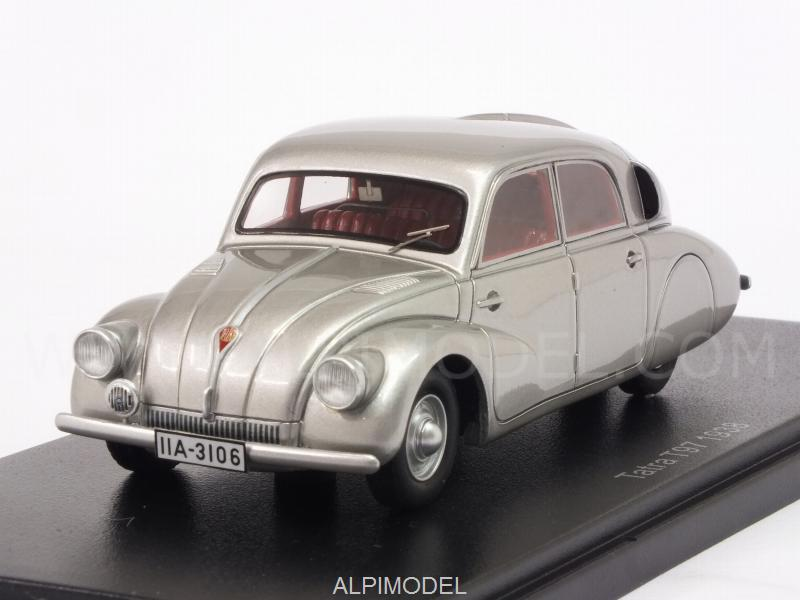 Tatra T97 1938  (Silver) by best-of-show