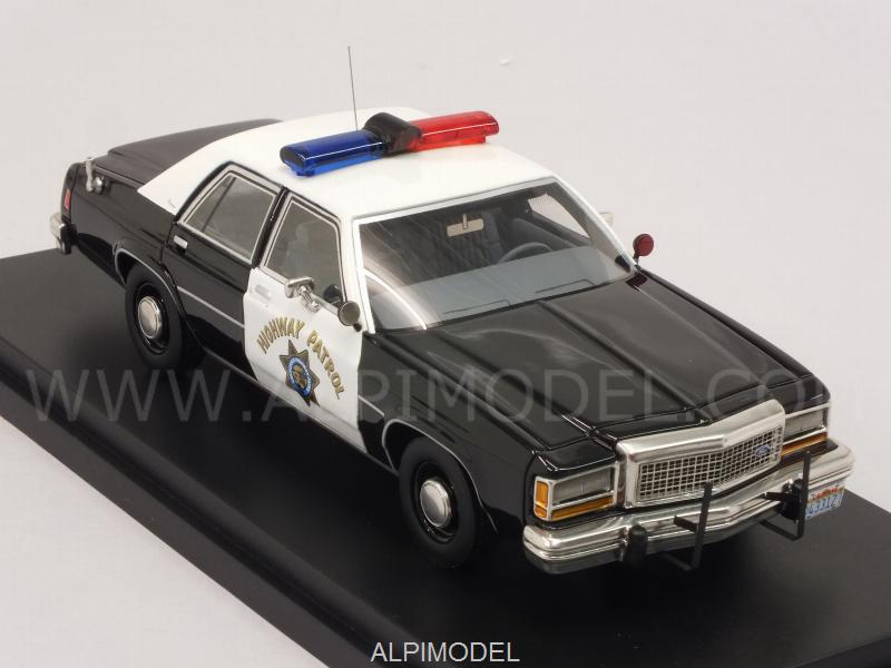 Ford LTD Crown Victoria California Highway Patrol - best-of-show