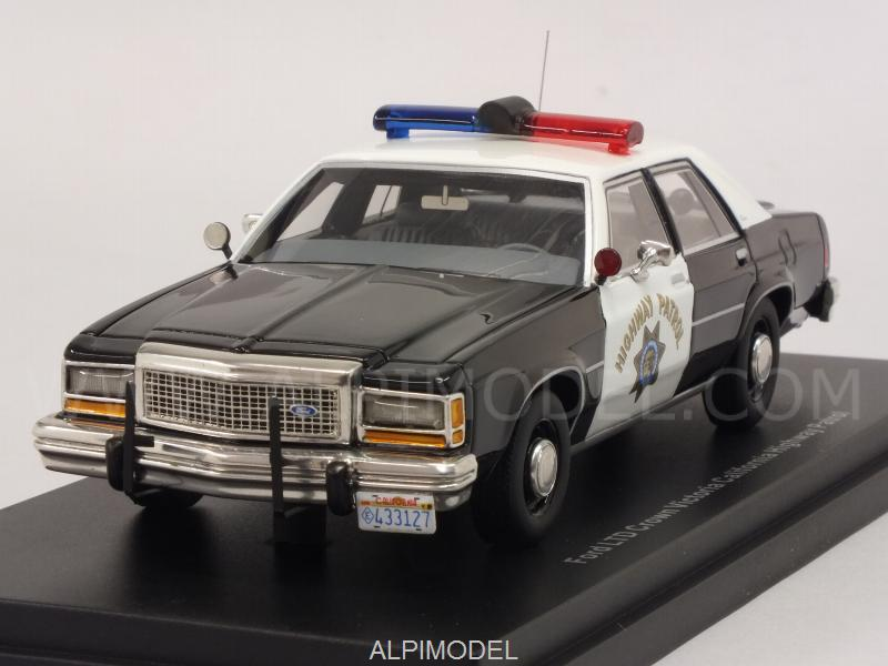 Ford LTD Crown Victoria California Highway Patrol by best-of-show