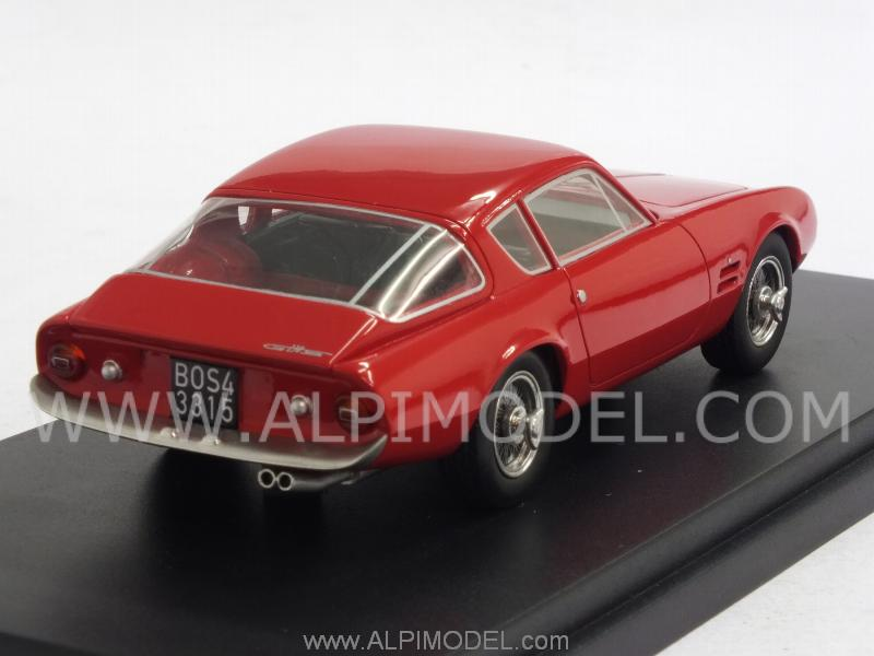 Fiat 230S Ghia   (Red) - best-of-show