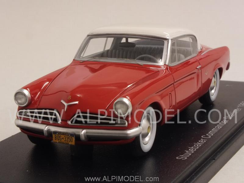 Studebaker Commander Starliner 1953 (Red) by best-of-show