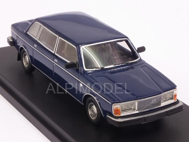 Volvo 264 TE Limousine DDR (Dark Blue) - best-of-show