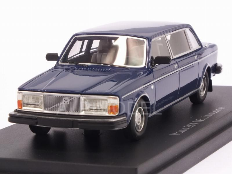 Volvo 264 TE Limousine DDR (Dark Blue) by best-of-show
