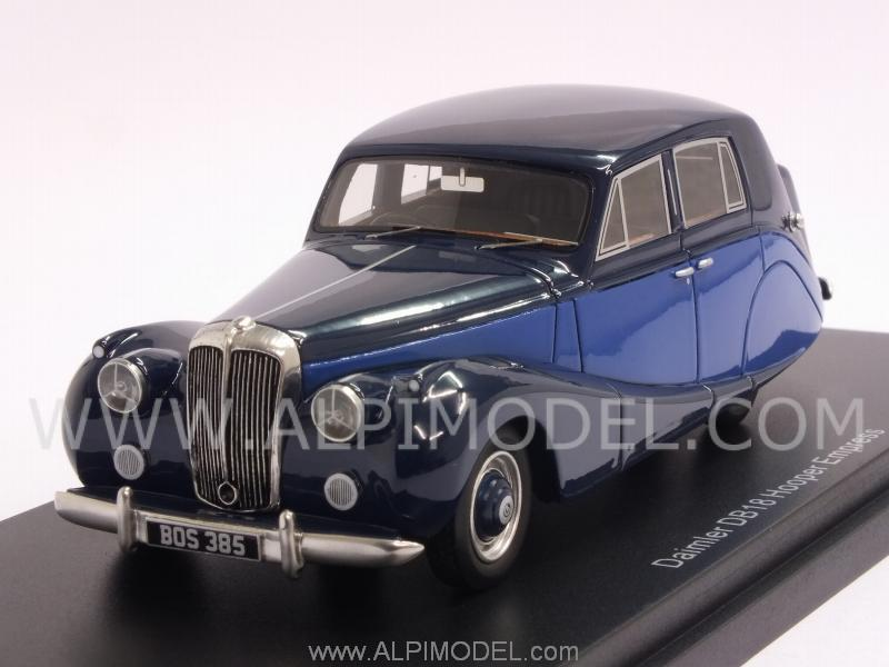 Daimler DB18 Hooper Empress (Blue/Black) by best-of-show