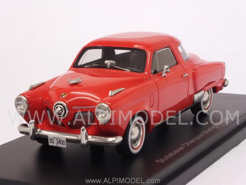 Studebaker Champion Coupe Blau Grau 1950 1//43 Yatming Modell Auto mit oder ohn..