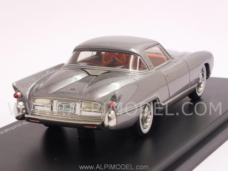 Nash Rambler 'Palm Beach' Coupe by Pininfarina (Silver) - best-of-show
