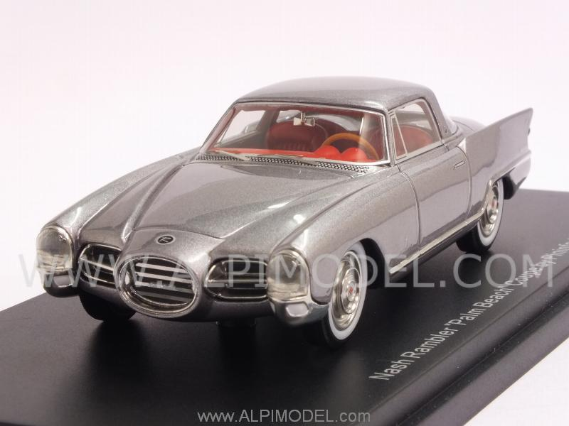 Nash Rambler 'Palm Beach' Coupe by Pininfarina (Silver) by best-of-show