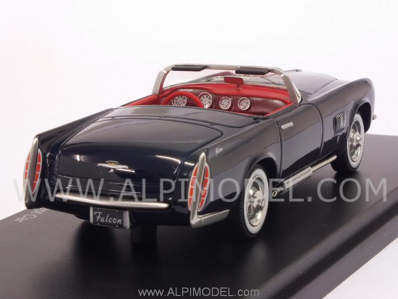 Chrysler Ghia Falcon Concept Car 1955 (Black) - best-of-show