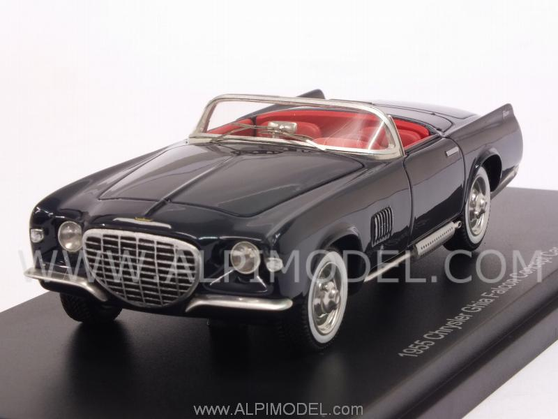 Chrysler Ghia Falcon Concept Car 1955 (Black) by best-of-show