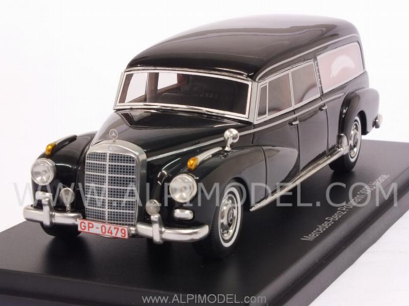 Mercedes 300D Pullmann Hearse by best-of-show