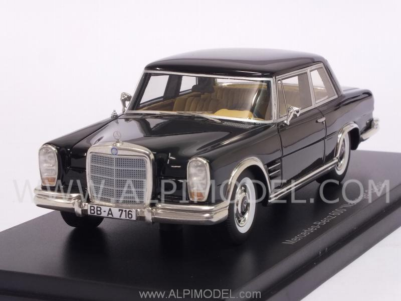 Mercedes 600 Nallinger Coupe (Black) by best-of-show